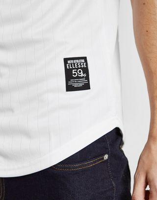 Ellesse Cabries Pinstripe T-Shirt
