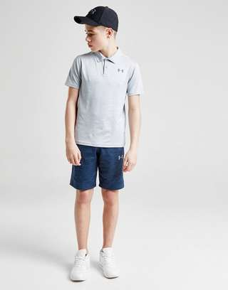 Under Armour Poly Polo Shirt Junior