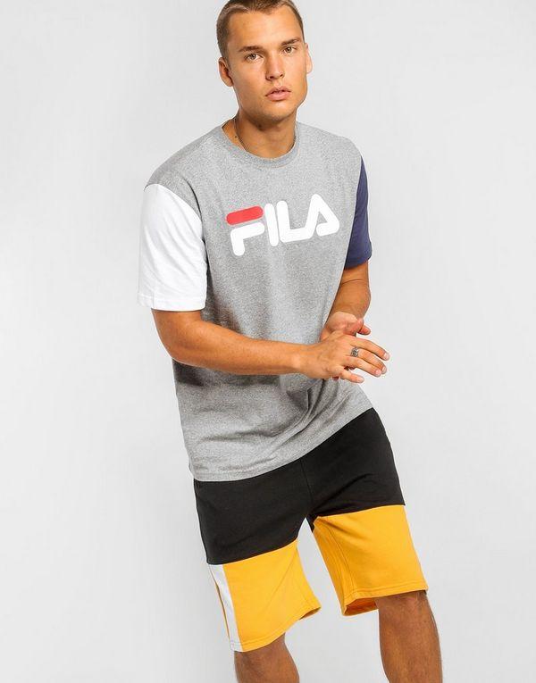 4e96be122835 FILA Colour Block Shorts   JD Sports