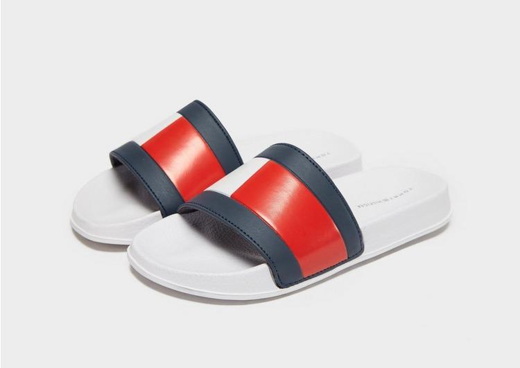 Tommy Hilfiger Flag Slides Children