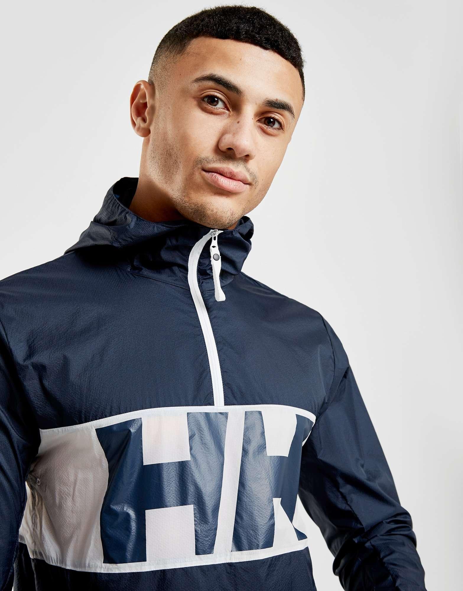 Helly Hansen 1/4 Zip Central Panel Jacket