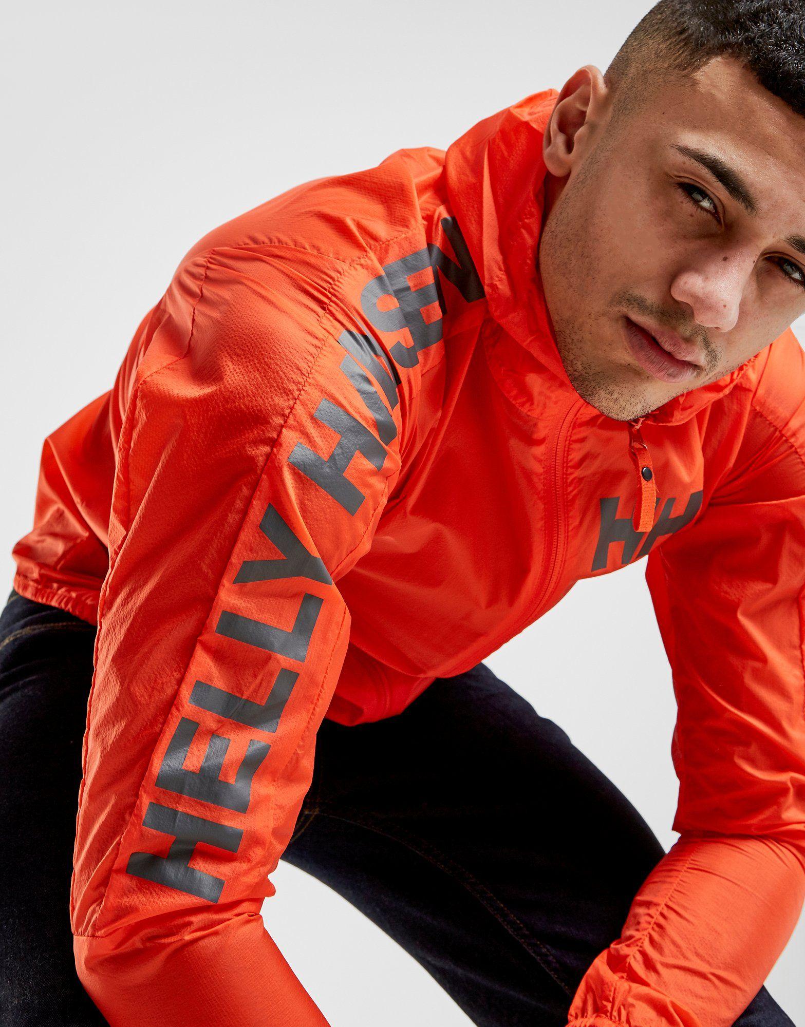Helly Hansen Sleeve Logo Jacket