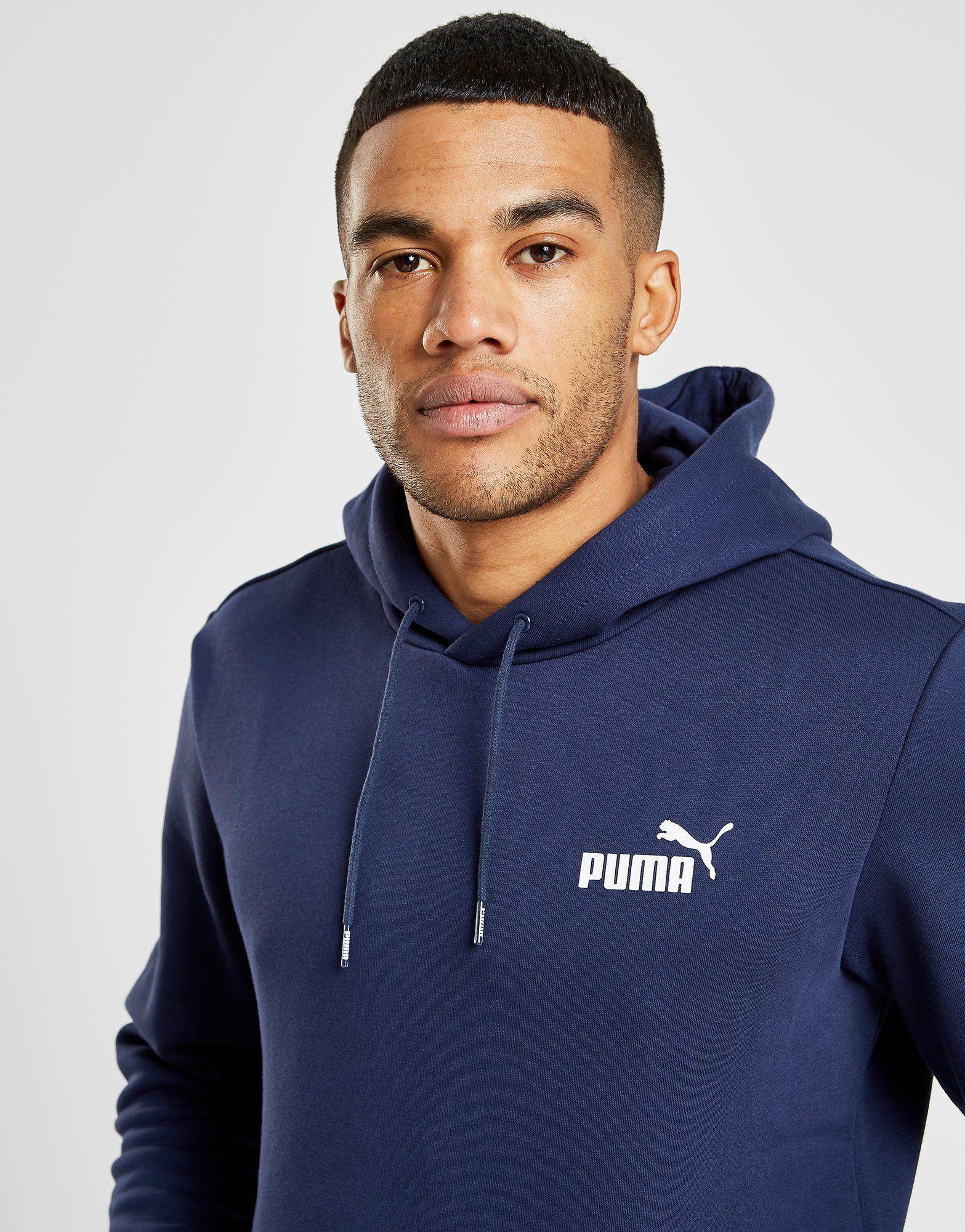 PUMA Core Small Logo Hoodie