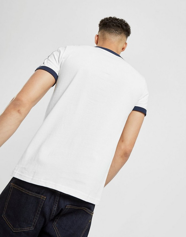 Fred Perry T-Shirt Taped Retro Ringer