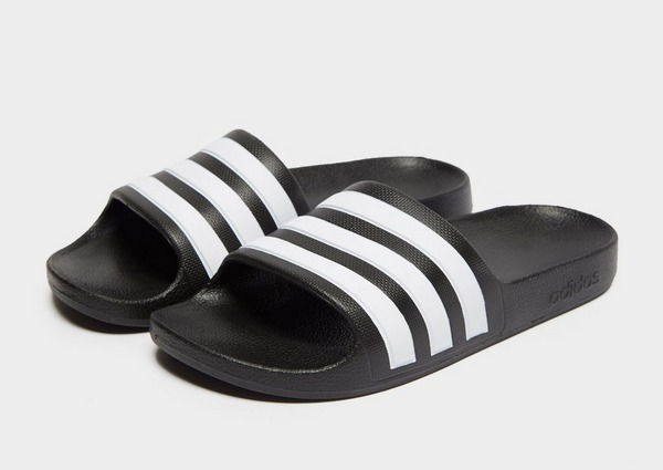 Koop Zwart adidas Adilette Aqua Slides Junior | JD Sports