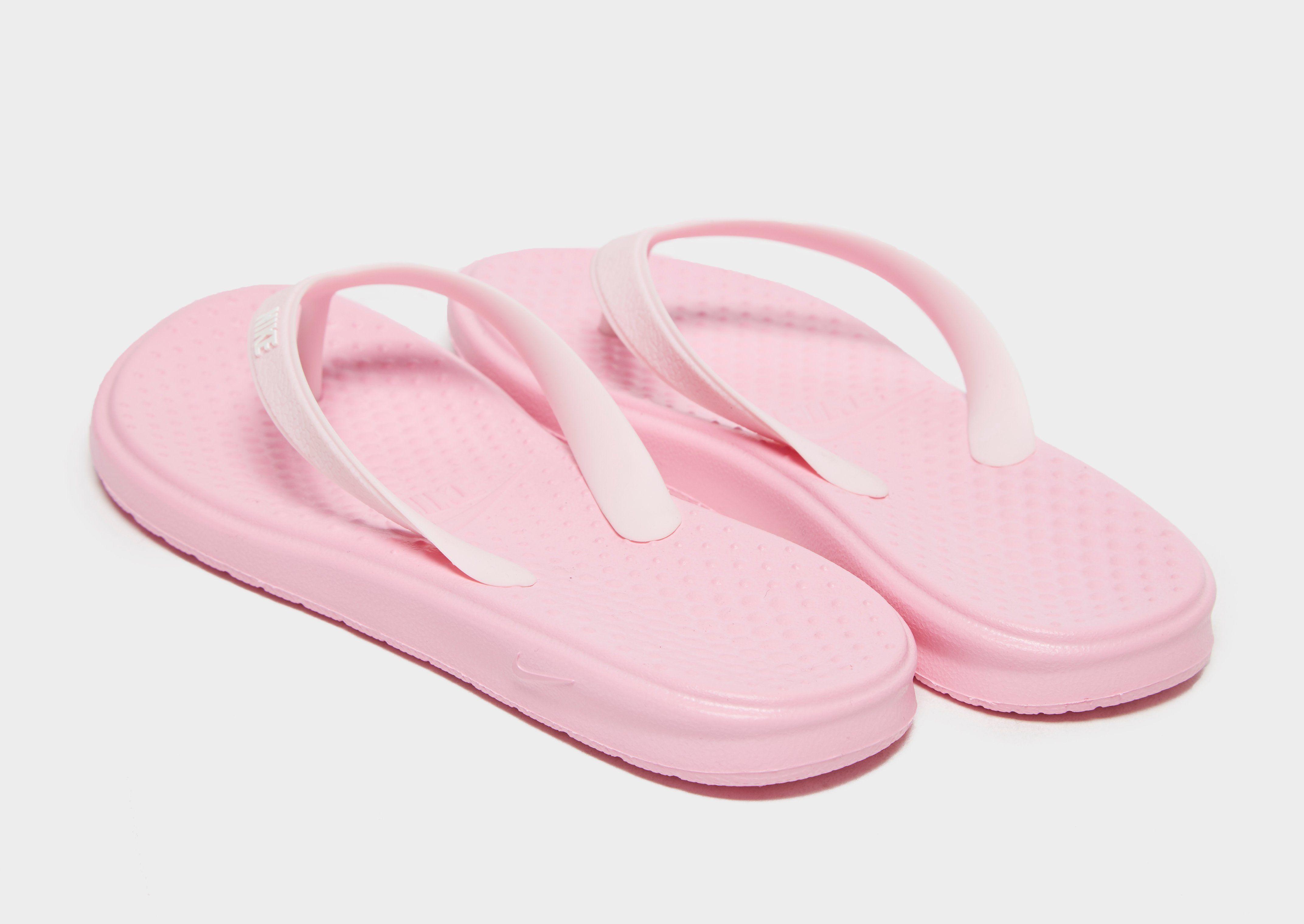 Nike Solay Flip Flops Junior