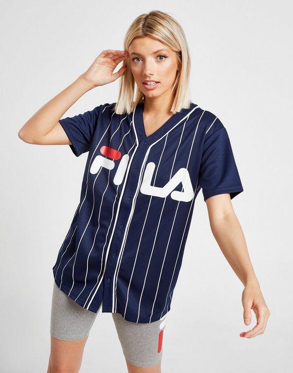 b952c56da Fila camiseta Stripe Baseball