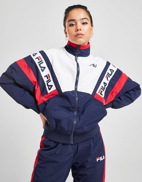 Acquista Fila Tape Colour Block Woven Giacca Sportiva Donna