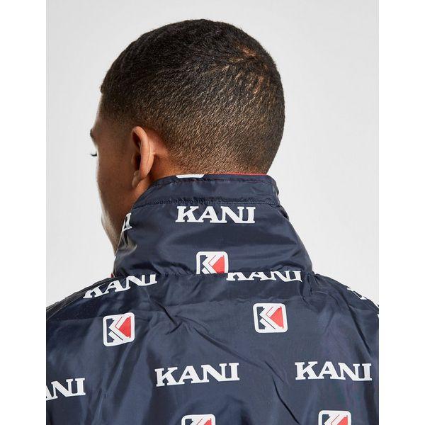 Karl Kani Reversible All Over Print Jacket