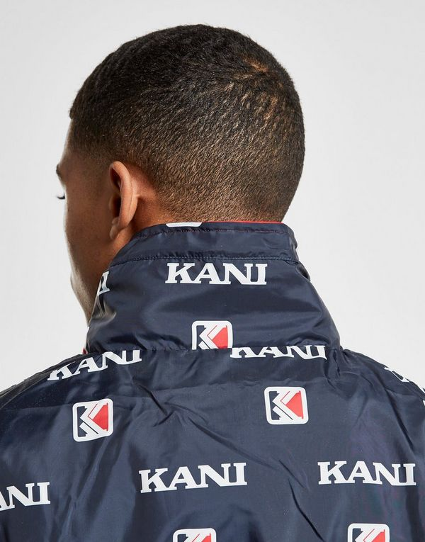 3b36540dfb Karl Kani Reversible All Over Print Jacket | JD Sports