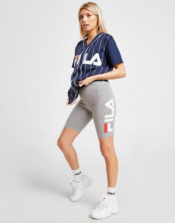Fila Logo Cycle Shorts