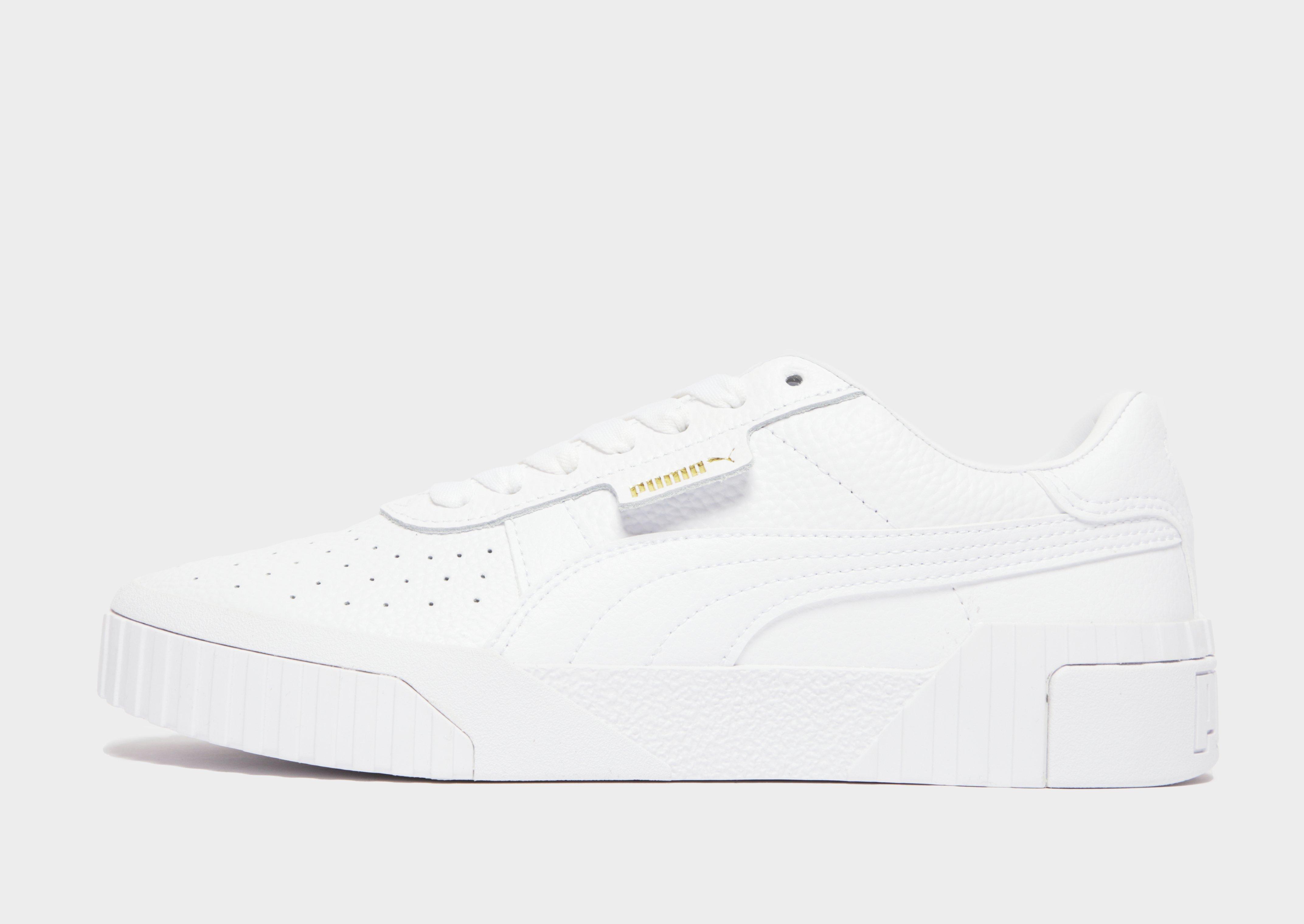Shop den PUMA Cali Damen in White | JD Sports