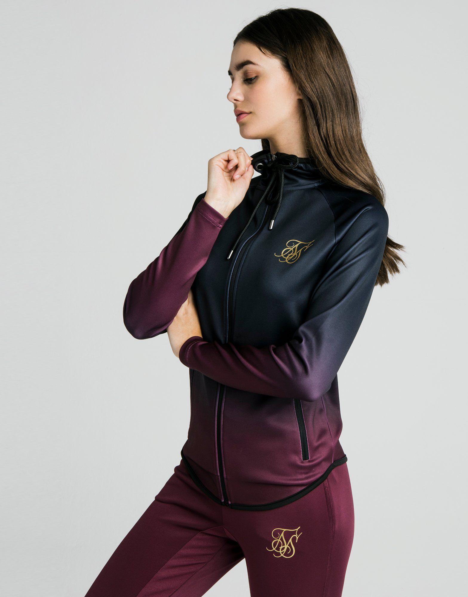 SikSilk chaqueta Fade