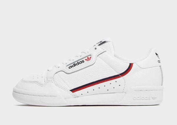 new product fe9d8 4bf9e adidas Originals Continental 80 | JD Sports