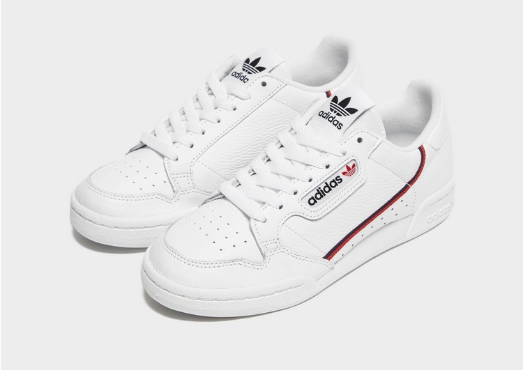 Buy White adidas Originals Continental 80 Women's | JD Sports