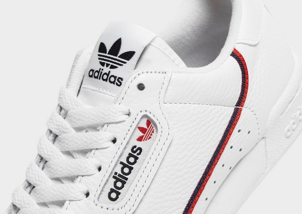 Compra adidas Originals Continental 80 para mujer en Blanco ...