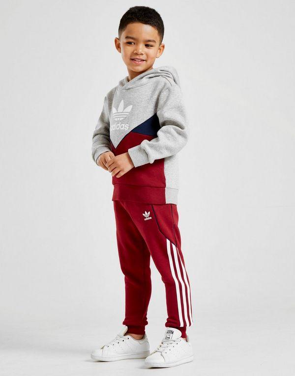 timeless design d0928 e0c04 adidas Originals Colorado Overhead Tracksuit Children