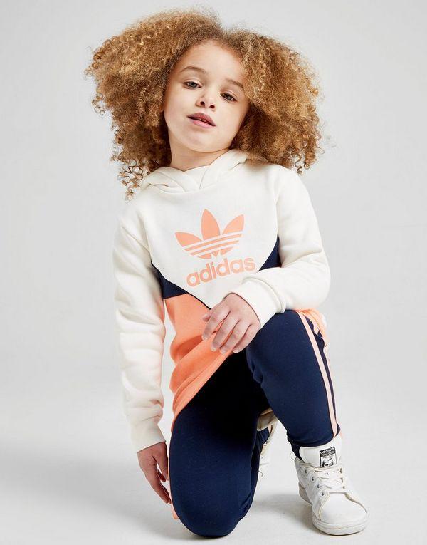 a14d3120a adidas Originals Girls  Colorado Overhead Tracksuit Children