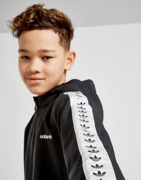 adidas Originals Tape Jacket Junior   JD Sports Ireland