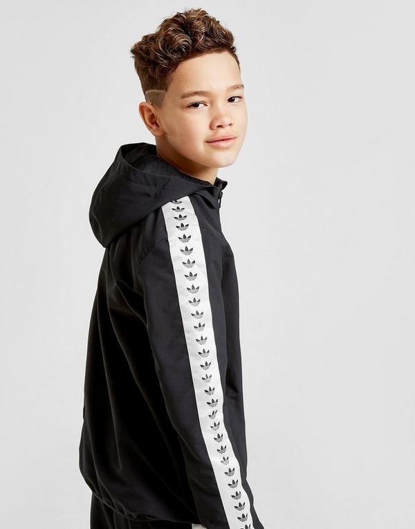 VESTE ADIDAS À Capuche Originals Gris Jacket Homme style