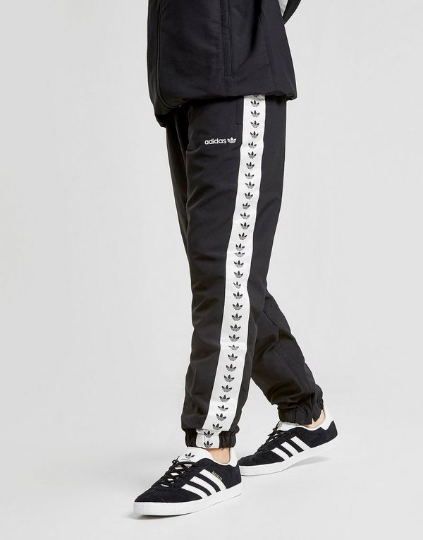 adidas Originals Tape Woven Track Pants Junior | JD Sports