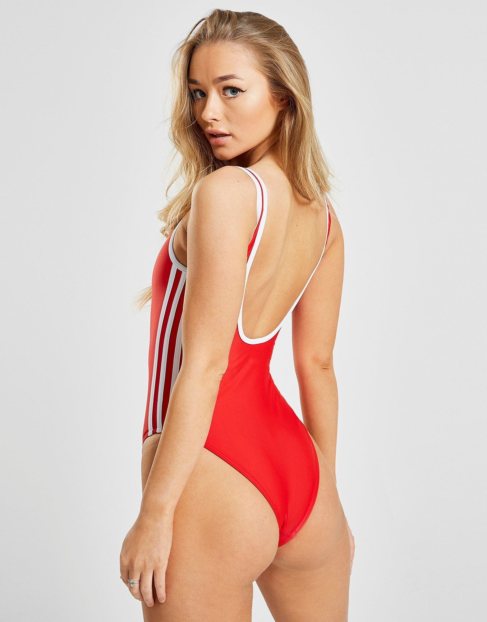 adidas Originals 3-Stripes Swimsuit