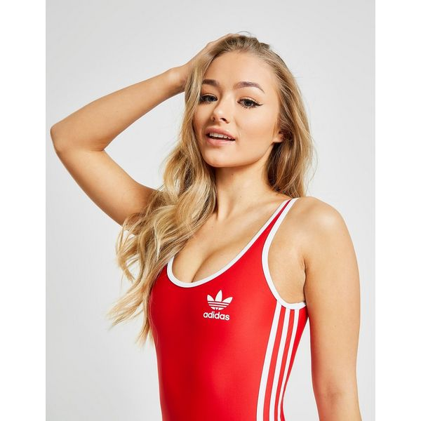 adidas Originals 3-Stripes Badedragt Dame