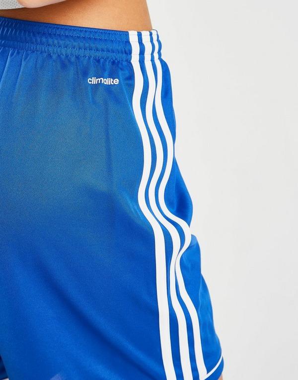 Koop Blauw adidas Squadra Shorts Dames | JD Sports
