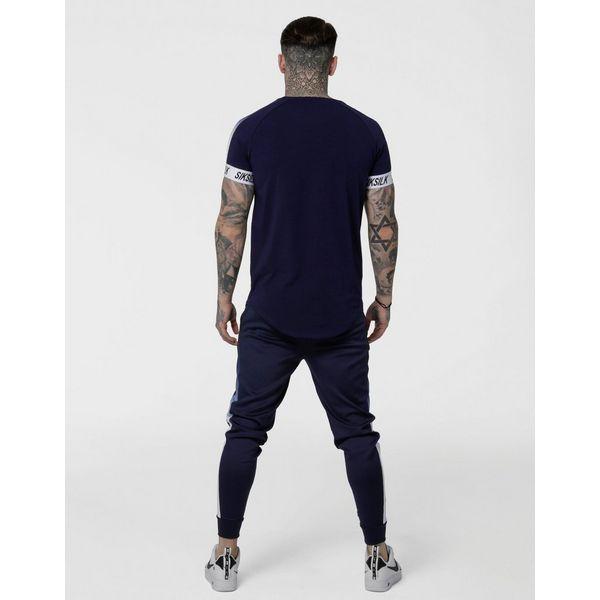 SikSilk Fade Tech T-Shirt