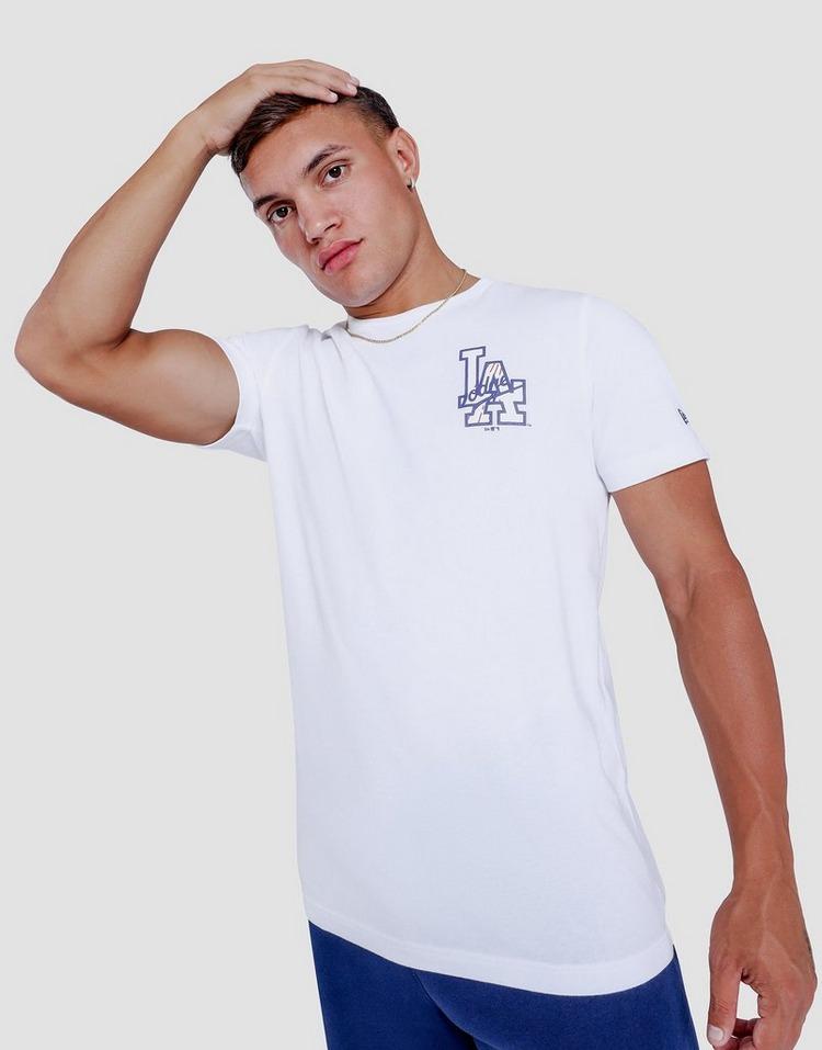 New Era LA Dodgers Logo T-Shirt