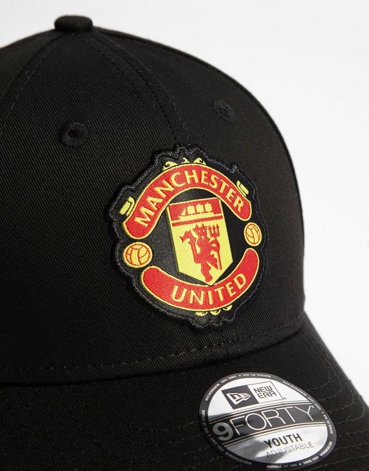 New Era Manchester United FC 9FORTY Lippalakki Juniorit
