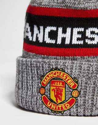 New Era Manchester United Fc Jake Bobble Hat Jd Sports