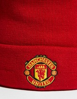 New Era Manchester United FC Basic Cuff Beanie Hat