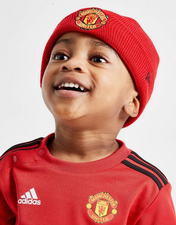 New Era Manchester United FC Basic Cuff Beanie Pipo Vauvat