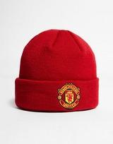 New Era Manchester United FC Basic Cuff Beanie Hat Småbørn