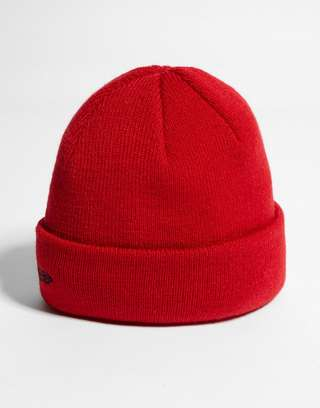 New Era Manchester United FC Basic Cuff Beanie Hat Infant