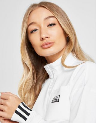 adidas Originals R.Y.V Crop Sweatshirt Damen | JD Sports