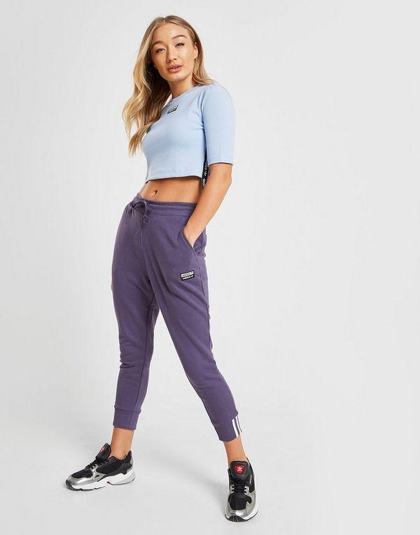 adidas Originals R.Y.V. Crop T-Shirt