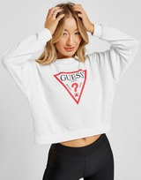 Guess Icon Crew Sweatshirt Dames