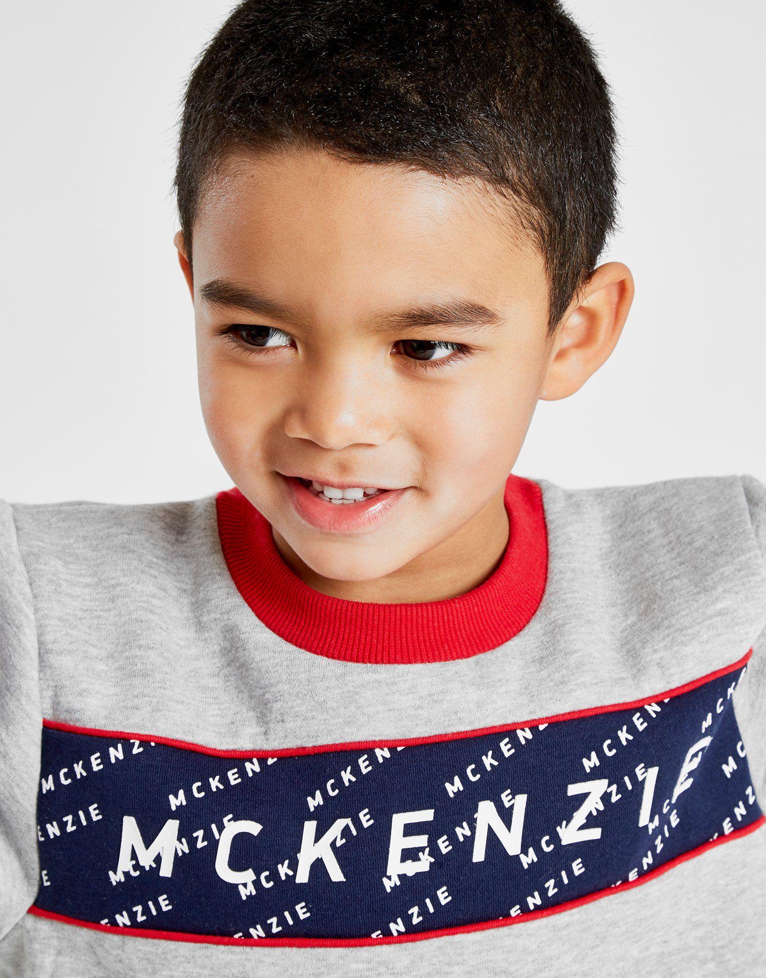 McKenzie Gauthier Crew Tracksuit Children