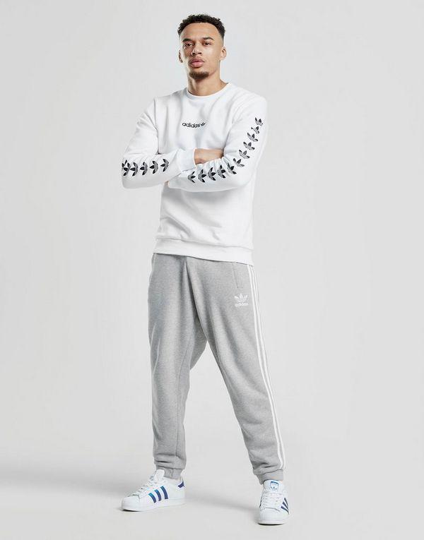 6b3f4ab6 adidas Originals Tape QQR Crew Sweatshirt | JD Sports