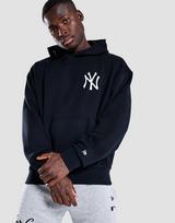 New Era NY Yankees Oversized Overhead Hoodie