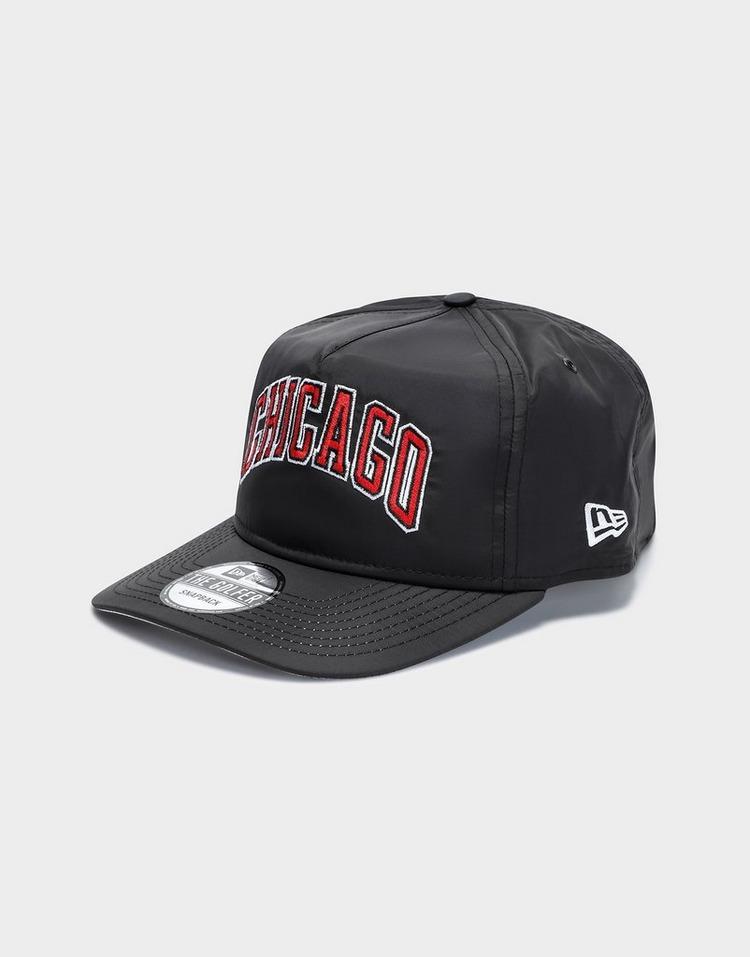 New Era Chicago Bulls Golfer Cap