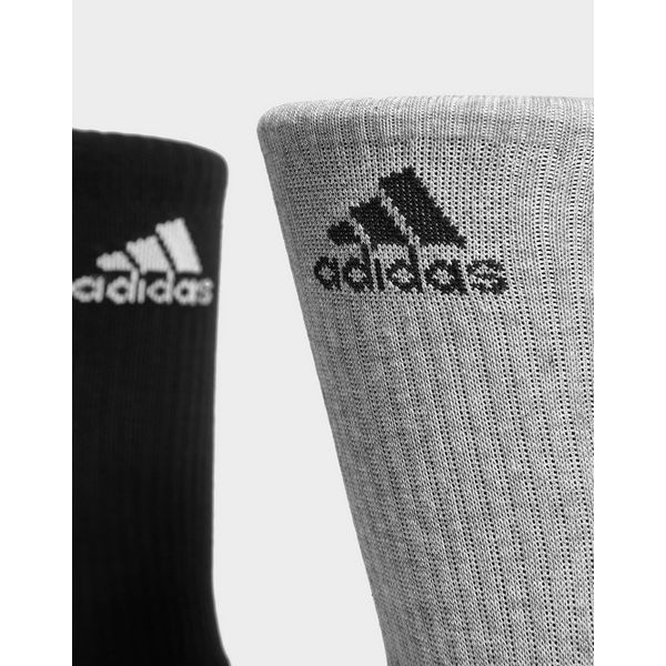 adidas pack 3 calcetines
