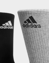 adidas Pack de 3 pares de meias Crew