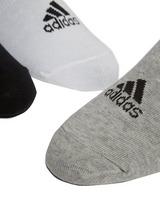 adidas 3-pack osynliga strumpor