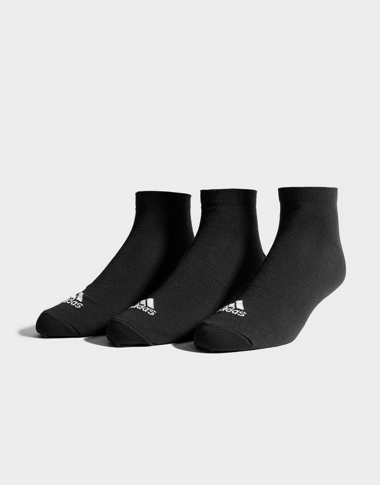 adidas 3-pak ankel sokker Unisex