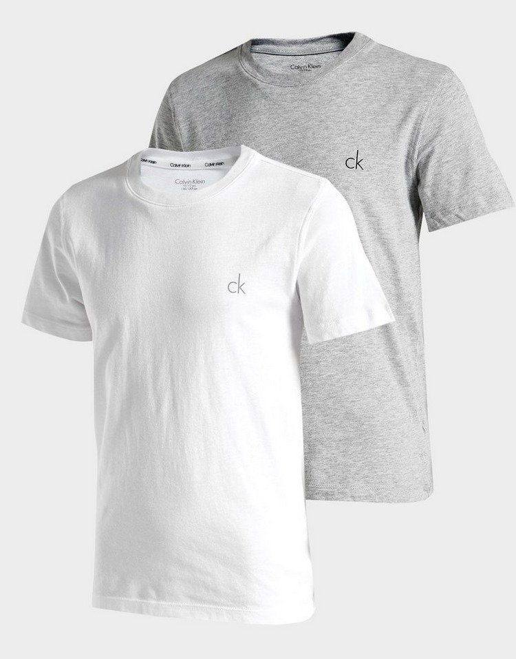 Calvin Klein 2 Pack T-Shirts Junior