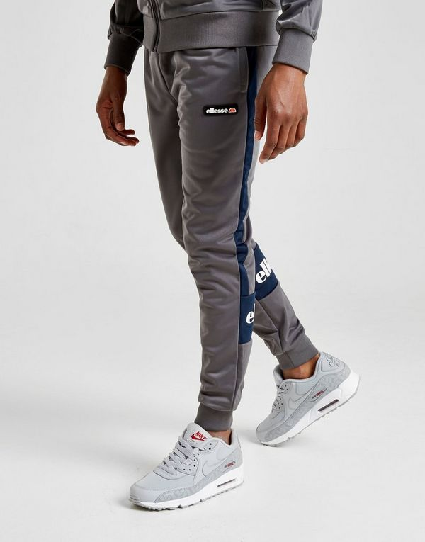 4a3d32ef70 Ellesse Durieo Poly Track Pants Junior | JD Sports