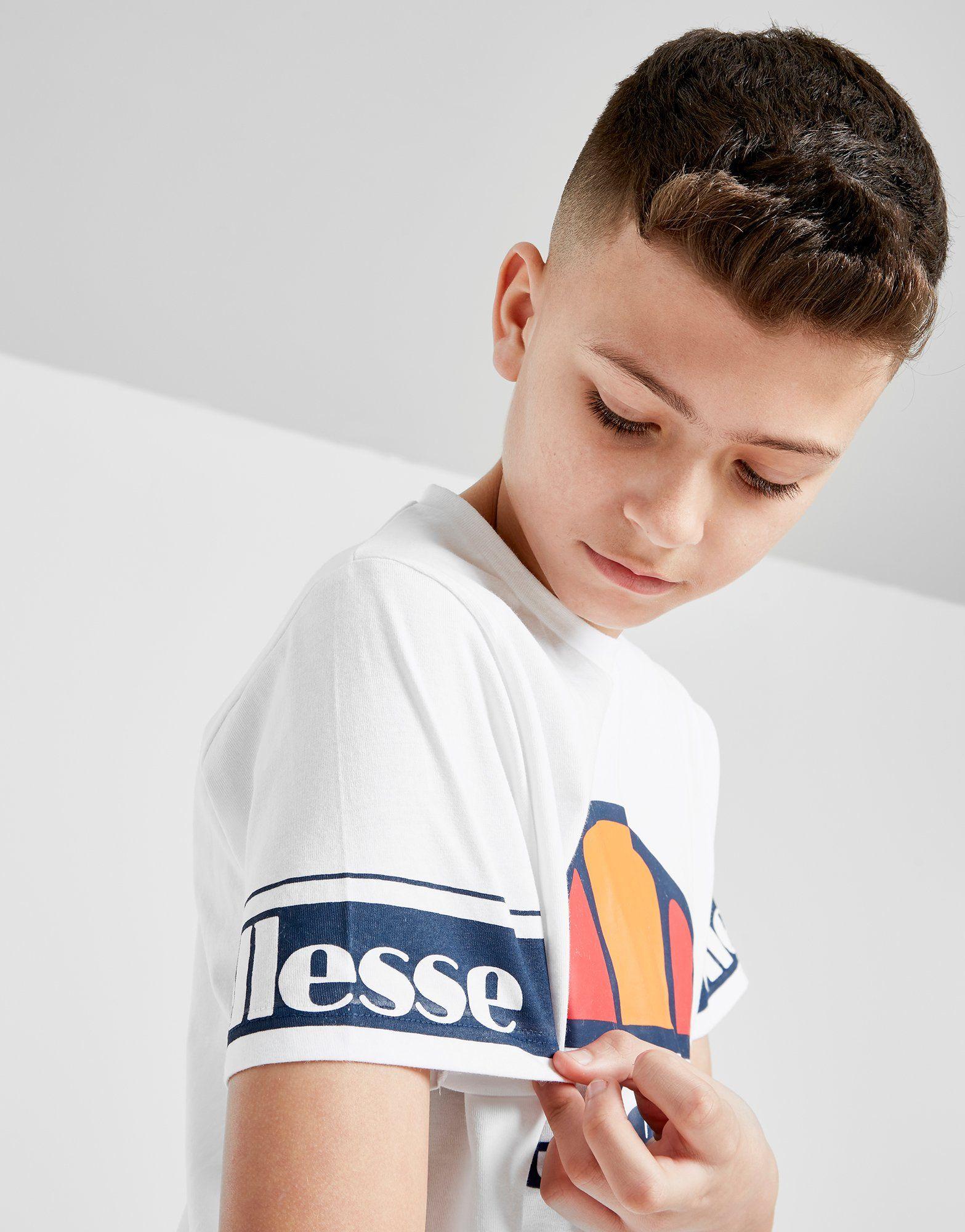 Ellesse camiseta Cestia Logo júnior